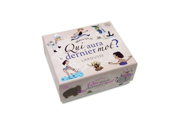 Quiz Spiel On-Pack Co-Pack Druck Print Verpackung Schachtel Karton Packaging Box Starlite Veredelung Finish UV-Lack Colour 4c