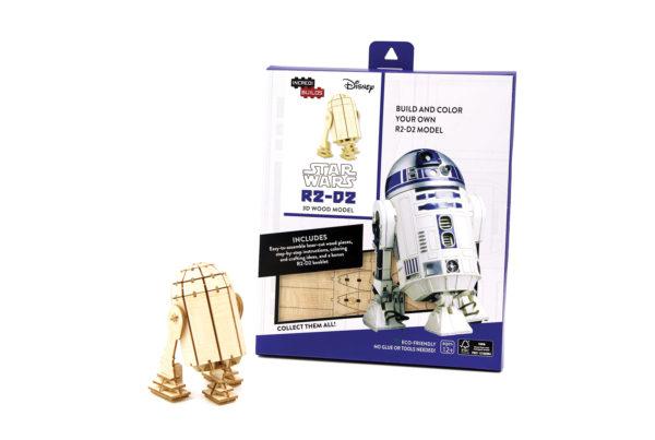 Trivia Book Buch Trivial Wissen Knowledge Star Wars R2D2 On-Pack Co-Pack Druck Print Verpackung Schachtel Karton Packaging Box Starlite Veredelung Finish UV-Lack Colour 4c